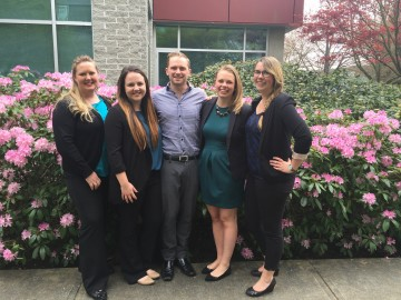 ENVE Team wins 2016 BCWWA Student Design Competition
